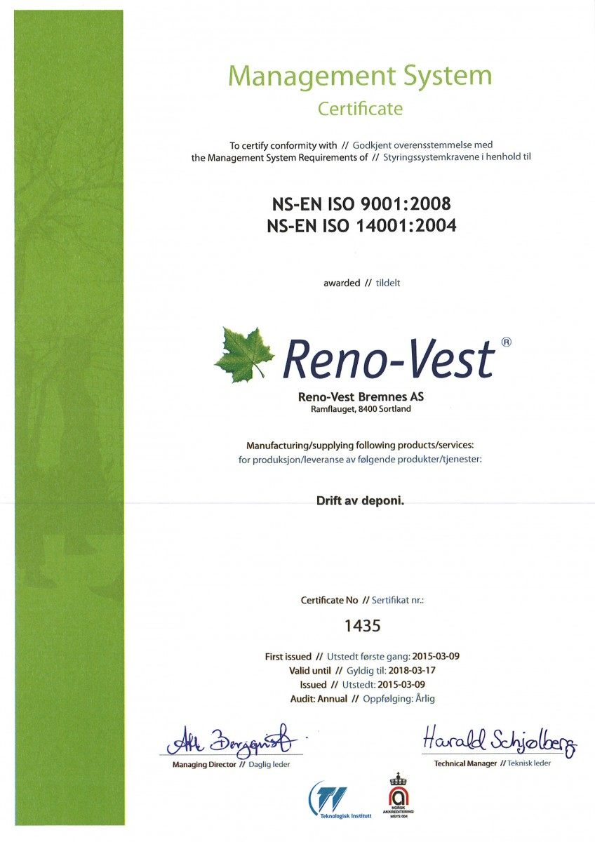 iso-sertifikat
